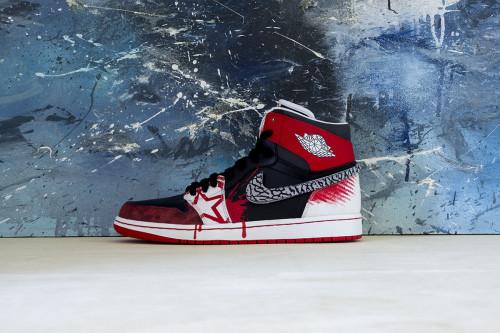 Sneakerpedia x Dave White