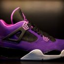 Air Jordan 4 Purple violet