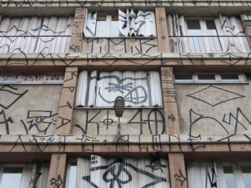 Les pixadores de Sao Paulo - Tour paris 13