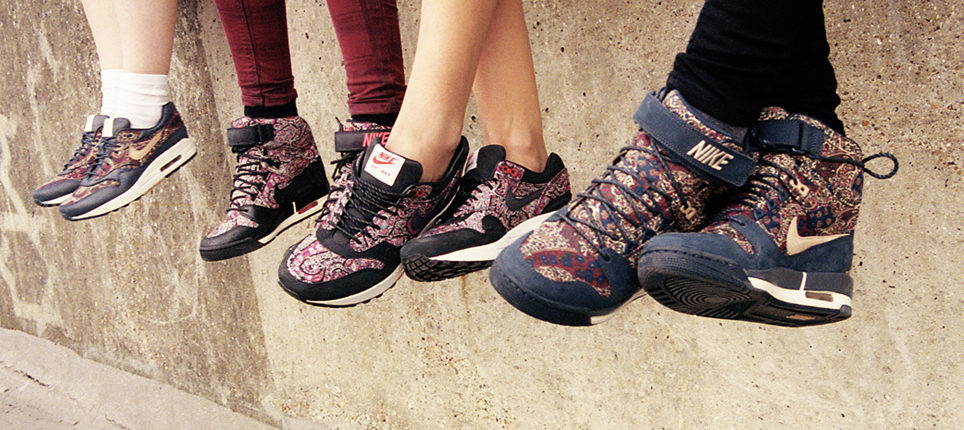 Liberty X Collection Sneakerboot 2013 Nike Aj3cRL4S5q
