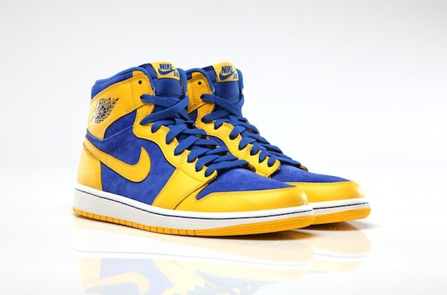 air jordan 1 retro high og jaune
