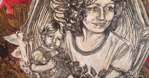 Exposition Swoon Galerie LJ Paris