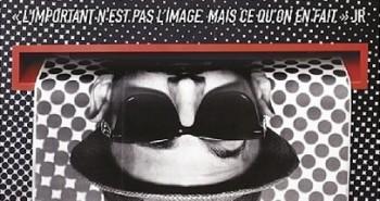 Affiche du Film Inside Out par JR