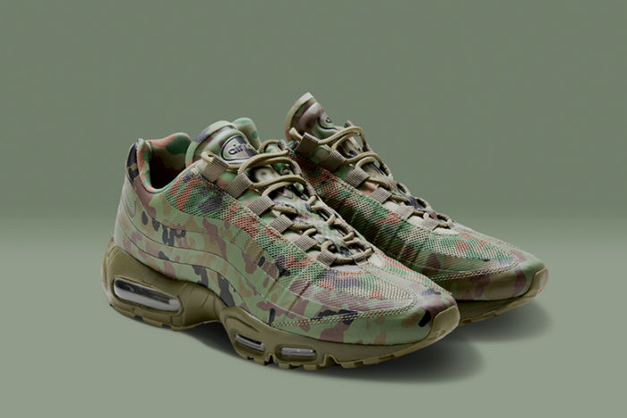 Nike Air Max 95Camo Pack Japon