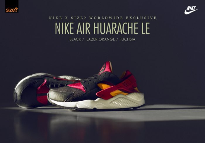Basket Nike Air Huarache LE - Size? Exclusive