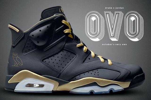 Drake X Jordan Brand