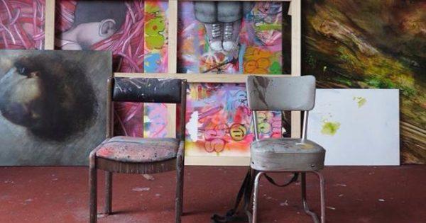 Exposition Seth Julien Malland - Vilcollet