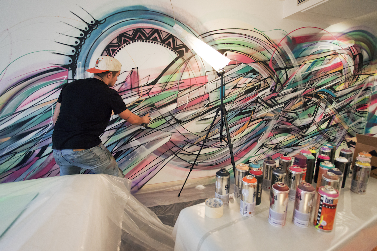 Streets Hotel Paris Copyright : Photographe Salomé / Hopare