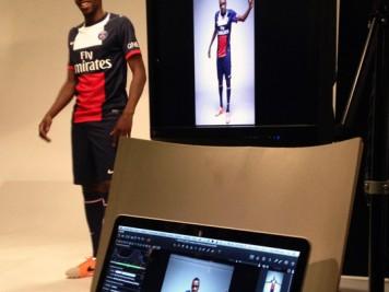 Blaise Matuidi- Shooting Photo Nike Tiempo