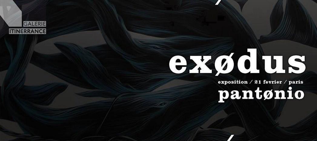 Exodus Pantonio Galerie Itinerrance