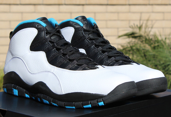 Basket Air Jordan 10 Powder Blue