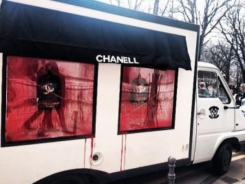 Kidult VS Chanel - fashion week 2014