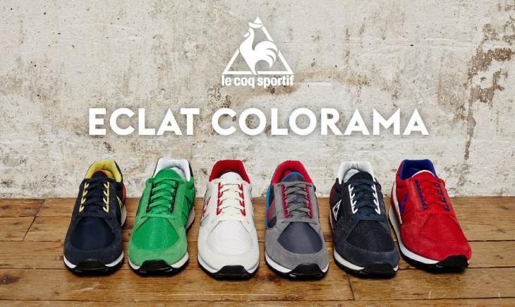 Le Coq Sportif Eclat Colorama