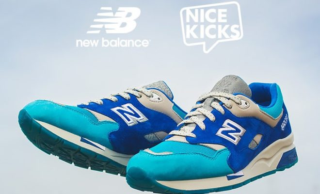 New Balance 1600 x Nice Kicks Grand Anse