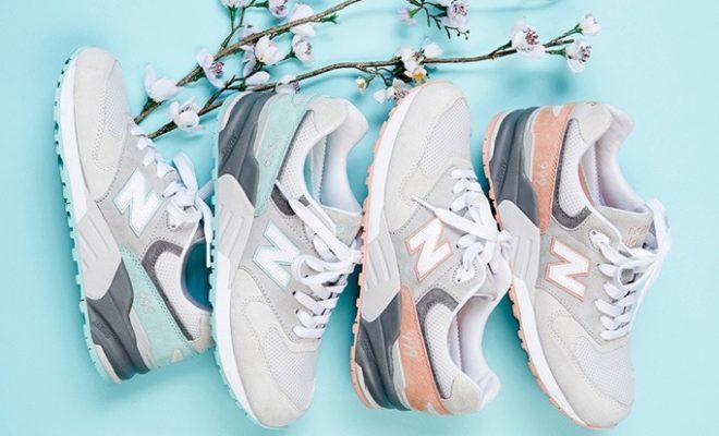 New Balance 999 Cherry Blossom Pack