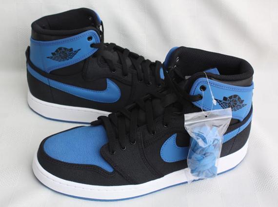 Air Jordan 1 KO Black/Royal