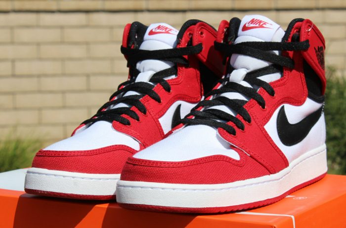 Air Jordan 1 KO High Chicago