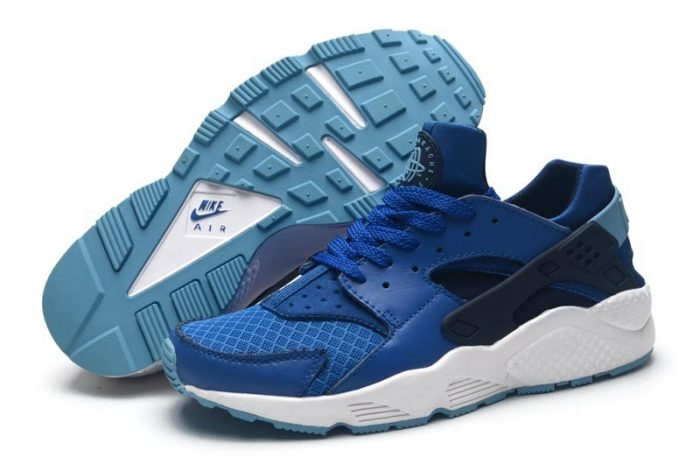 Nike Air HuaracheMilitary Blue & Obsidian