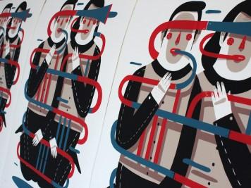 Agostino Iacurci - The Dialogue streetartnews