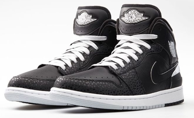 Air Jordan 1 retro 86 black white
