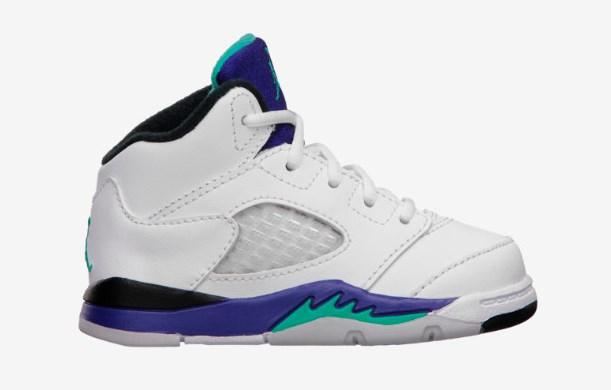 Air Jordan 5 Bebe