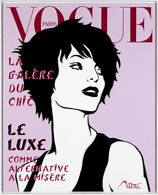 Exposition Miss Tic Magazine Vogue