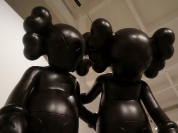 Exposition kaws final days