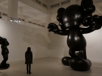 Exposition kaws final days Spain