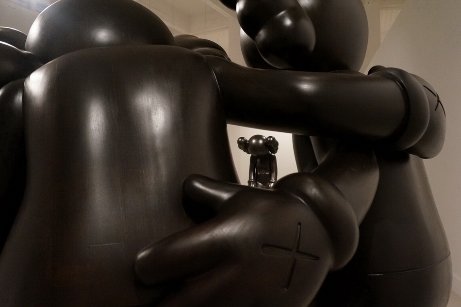 Exposition kaws final days malaga