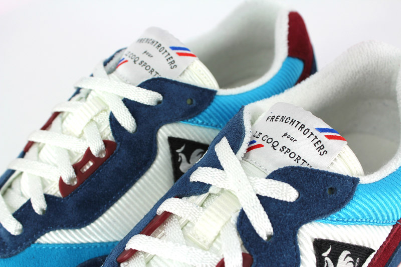 Le Coq Sportif Zenith X Frenchtrotters details
