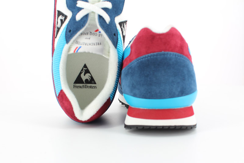 Le Coq Sportif Zenith X Frenchtrotters details2