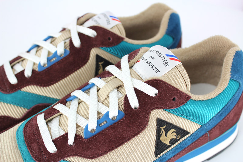 Le Coq Sportif Zenith X Frenchtrotters sneakers zenith