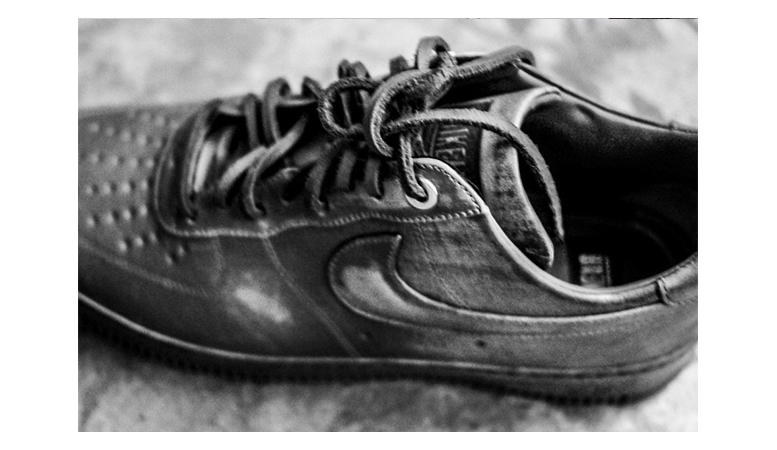 Nike Air Force 1 low X Pigalle - Details