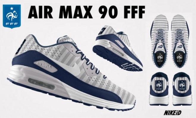 chaussure nike air max 270 equipe de france