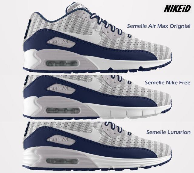 Personnalisation de la basket Nike Air Max 90 FFF