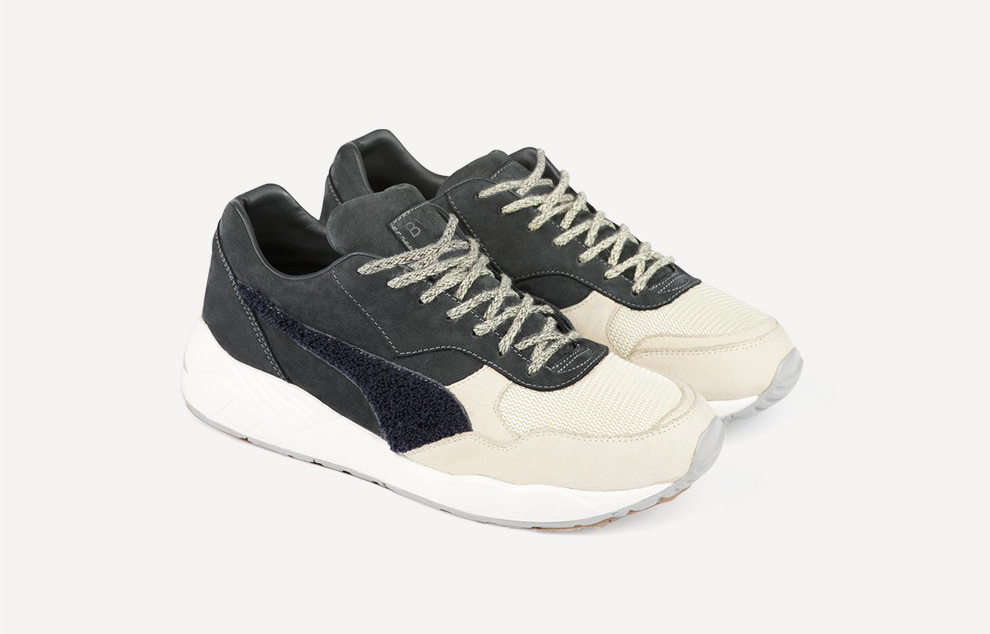 Basket Puma X BWGH XS 698 darkshadow