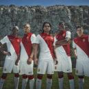Maillot NIKE AS Monaco saison 2014-2015