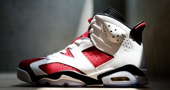 Nike Air Jordan 6 Carmine May 2014