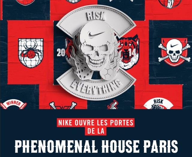 Nike Football Phenomenal House Paris