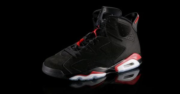 Jordan VI black Infrared