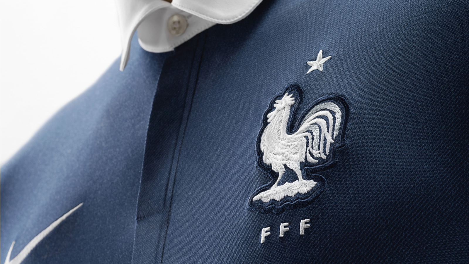 Blason Equipe de France FFF