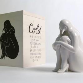 Parra X Case Studyo sculpture Cold white