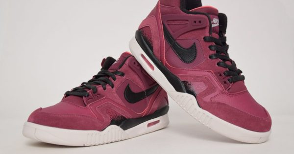 Nike Air Tech Challenge 2 Bordeaux
