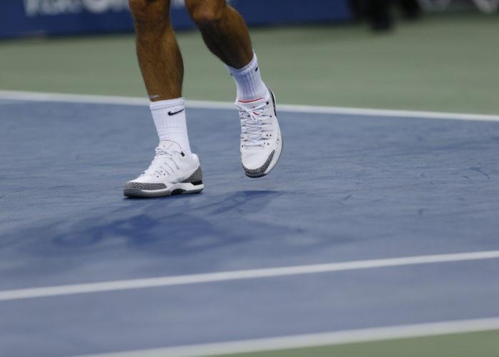 NikeCourt Zoom Vapor AJ3 par Roger Federer