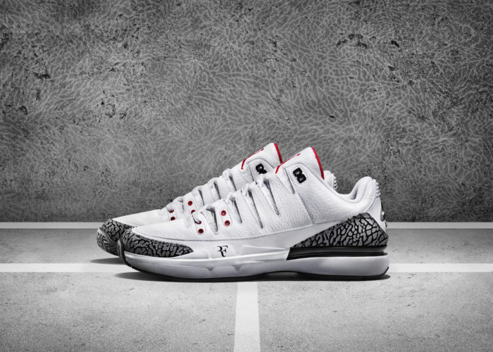 NikeCourt Zoom Vapor Air Jordan 3