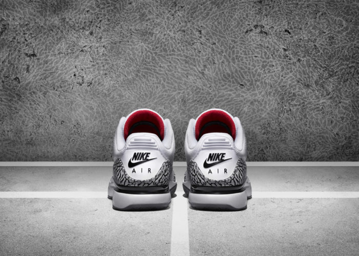 NikeCourt Zoom Vapor Air Jordan 3 - Jordan brand