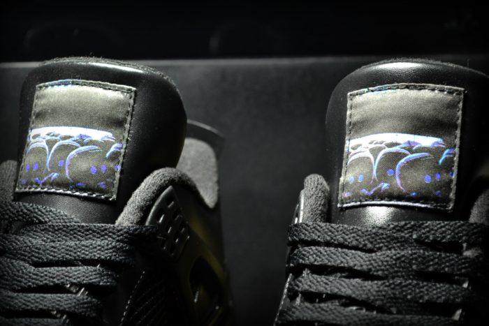 Air Jordan 4 X Playstation 4 by FreakerSneaks