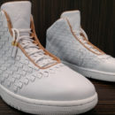 Air Jordan Shine White Vachetta Tan