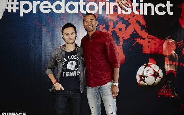 Karim Bennani et Edouard Cissé