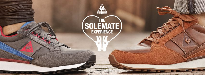 Le Coq Sportif - The Solemate Experience